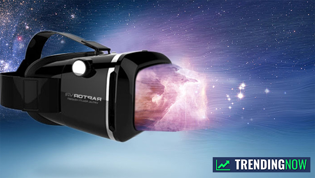 RaptorVR - The Most Powerful AND Affordable Virtual Reality Device Ever Launched - What's Hot