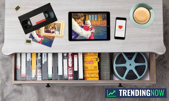 iMemories - Digitize Your Memories Without The Headache Whats Hot